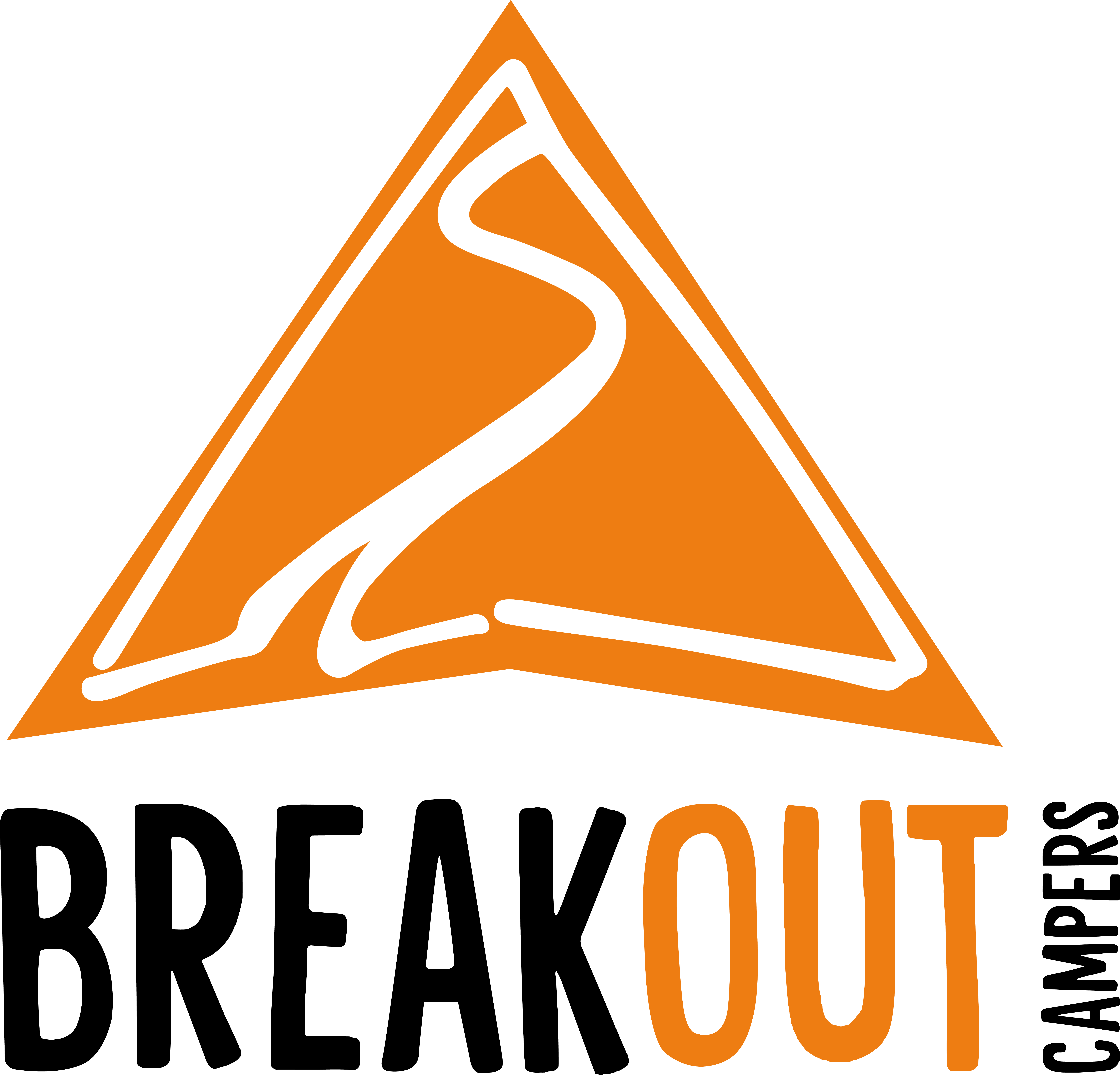 Breakout Campers Logo
