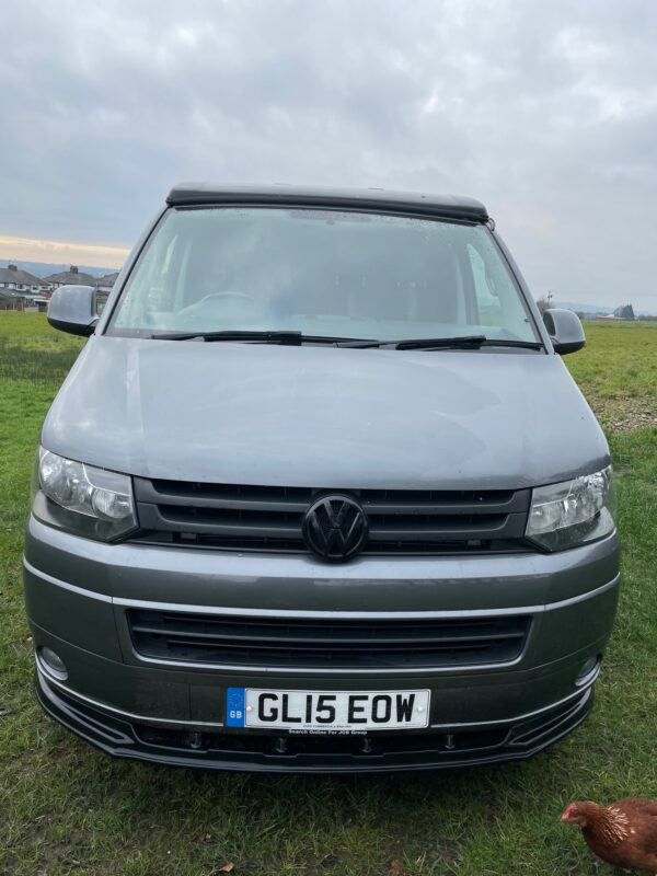 Bowfell VW Campervan for hire with Breakout Campers