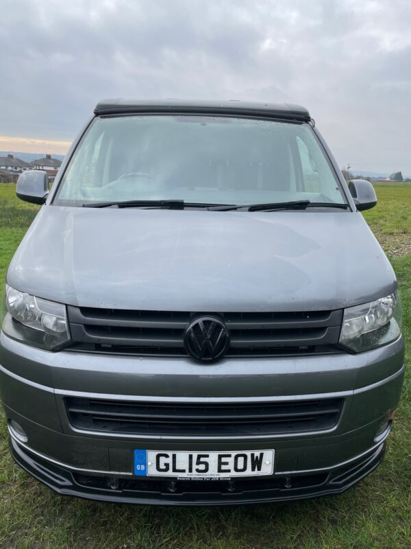 VW Campervan for hire with Breakout Campers