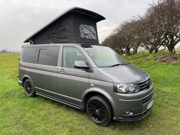 Bowfell Campervan for hire with Breakout Campers