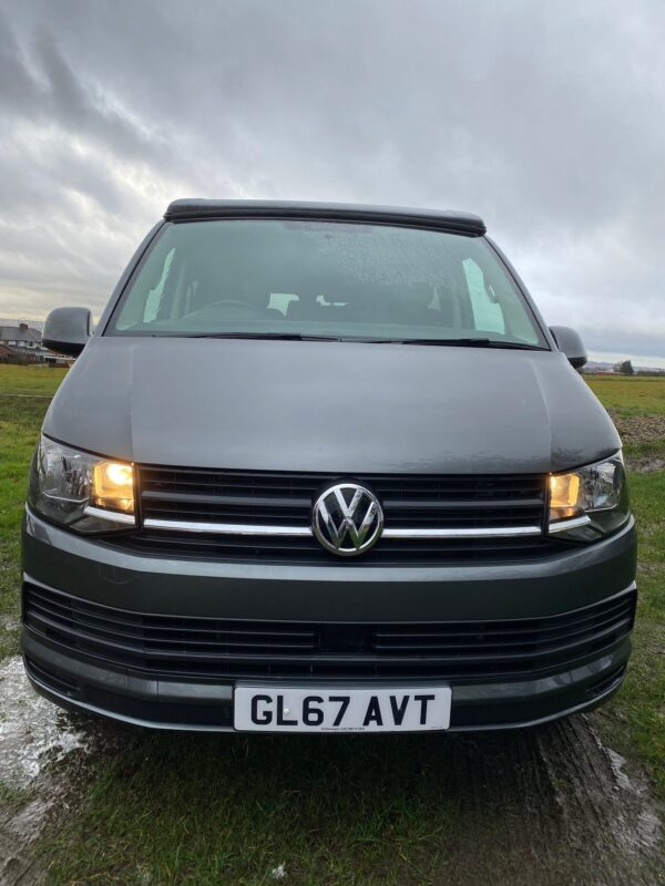 VW Transporter Campervan, Available to hire with Breakout Campers in Lancashire