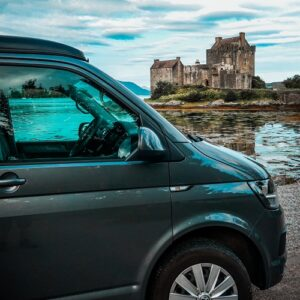 Places to explore in a campervan - Campervan Hire Questions