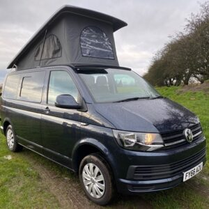Brand new VW Campervan for hire with Breakout Campers